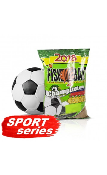 Прикормка FishBait CHAMPION SPORT Актив 1 кг.